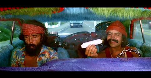 ¿Puedo manejar si fumé marihuana?