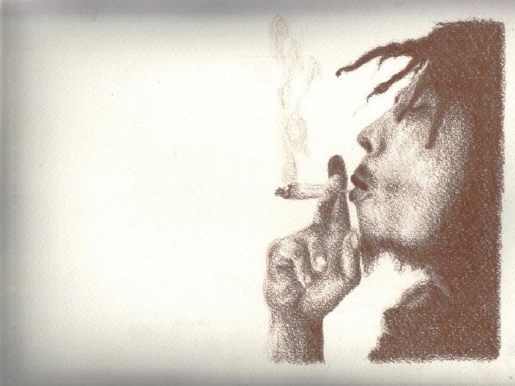 Bob Marley y su vision sobre la Marihuana