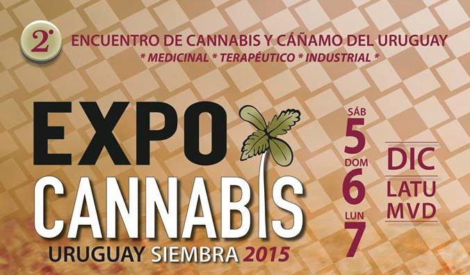 Se viene la Expocannabis 2015