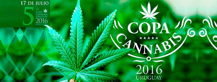 Se realizara la 5ta Copa Cannabis en Uruguay