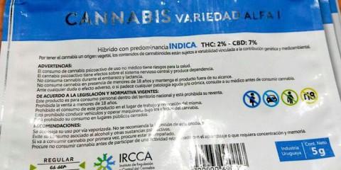 envase cannabis