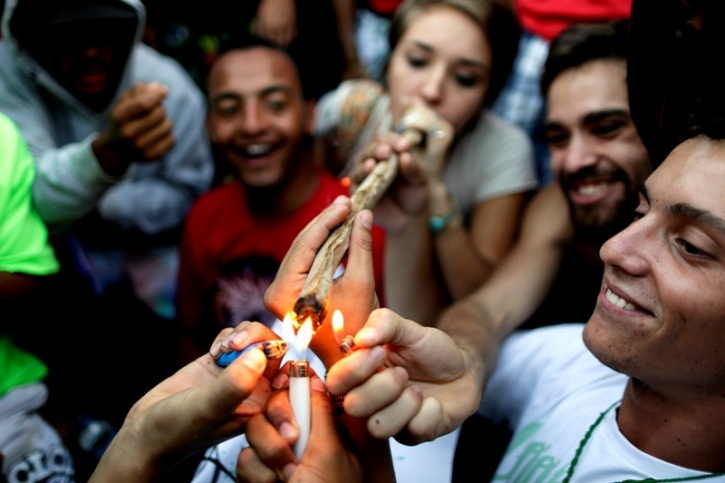 En 4 días aumentaron un 27% los compradores de marihuana