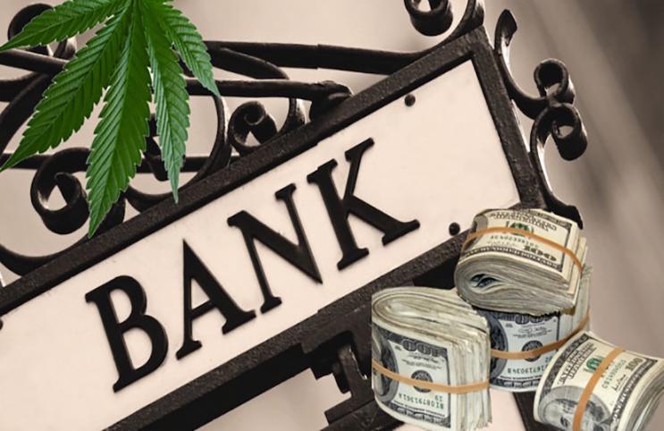 La Marihuana y los bancos