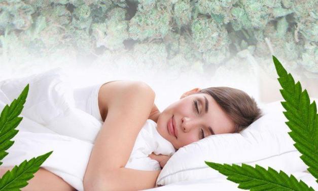Los efectos del cannabis sobre el sueño.