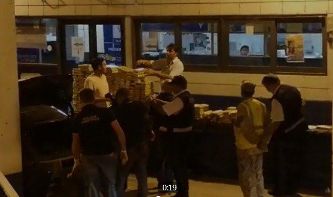 A prisión los dos paraguayos detenidos en el Chuy con 228 kilos de marihuana